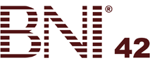 BNI Logo Chapter 42